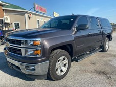 used 2014 chevrolet silverado 1500 lt w 1lt for sale in tilbury, ontario carpages.ca