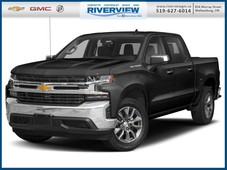 used 2021 chevrolet silverado 1500 rst for sale in wallaceburg, ontario carpages.ca
