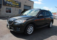 used 2014 mazda cx-5 skyactiv technology awd sunroof backup camera for sale in newmarket, ontario carpages.ca