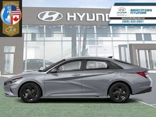 used 2021 hyundai elantra preferred w sun & tech package ivt - 157 b w for sale in brantford, ontario carpages.ca
