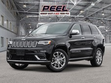 used 2021 jeep grand cherokee summit for sale in mississauga, ontario carpages.ca
