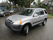 used 2002 honda cr-v ex for sale in vancouver, british columbia carpages.ca