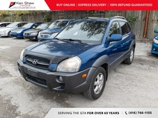 used 2005 hyundai tucson for sale in toronto, ontario carpages.ca