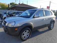 used 2006 hyundai tucson automatic, awd, power group, only 142 km for sale in ottawa, ontario carpages.ca