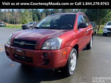 used 2007 hyundai tucson gl fwd at wair pkg for sale in courtenay, british columbia carpages.ca