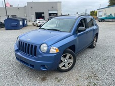 used 2007 jeep compass certified 3 year warranty for sale in kitchener, ontario carpages.ca