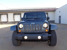 used 2007 jeep wrangler 4wd 4dr unlimited sahara for sale in edmonton, alberta carpages.ca