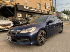 used 2016 honda accord sedan 4dr i4 cvt touring for sale in scarborough, ontario carpages.ca