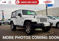 used 2016 jeep wrangler sahara for sale in hamilton, ontario carpages.ca