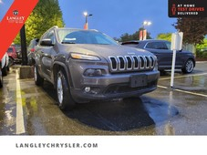 used 2018 jeep cherokee north navi backup bluetooth 4x4 low km for sale in surrey, british columbia carpages.ca