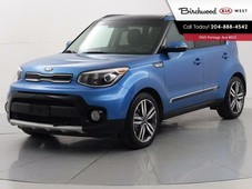 used 2019 kia soul ex premium accident free low km s panoramic sunroof leather heated steering rearview camera for sale in winnipeg, manitoba carpages.ca