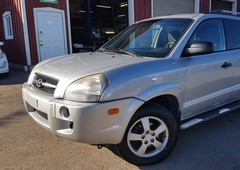 used 2008 hyundai tucson gls 2.0 2wd for sale in dunnville, ontario carpages.ca