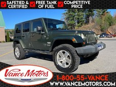 used 2008 jeep wrangler unlimited sahara 4x4 for sale in bancroft, ontario carpages.ca