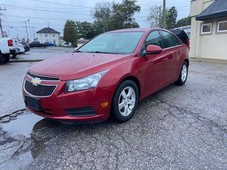 used 2012 chevrolet cruze lt turbo w 1sb for sale in caledonia, ontario carpages.ca