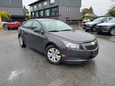 used 2014 chevrolet cruze 1ls for sale in burnaby, british columbia carpages.ca