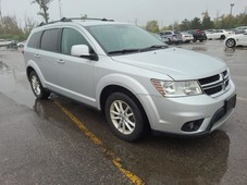 used 2014 dodge journey sxt-3.6lv6-third row 7passenger-bluetooth for sale in tilbury, ontario carpages.ca