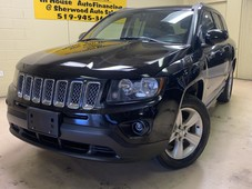 used 2014 jeep compass north for sale in windsor, ontario carpages.ca
