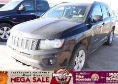 used 2014 jeep compass sport 4x4 -remote start as traded mechanics special for sale in saskatoon, saskatchewan carpages.ca