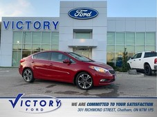 used 2014 kia forte ex for sale in chatham, ontario carpages.ca