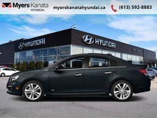 used 2015 chevrolet cruze 1lt - 69 b w for sale in kanata, ontario carpages.ca