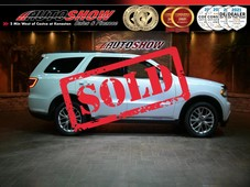 used 2016 dodge durango limited - dvd x2, nav, sunroof, htd leather, r.start for sale in winnipeg, manitoba carpages.ca