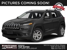 used 2016 jeep cherokee north for sale in ottawa, ontario carpages.ca