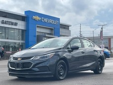 used 2017 chevrolet cruze lt for sale in brampton, ontario carpages.ca