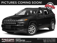 used 2017 jeep cherokee sport for sale in ottawa, ontario carpages.ca