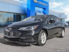 used 2018 chevrolet cruze lt bluetooth heated seats rear view camera for sale in winnipeg, manitoba carpages.ca