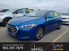 used 2018 hyundai elantra blind spot i andr. navigation i cam i htd seats for sale in concord, ontario carpages.ca