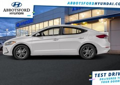 used 2018 hyundai elantra gl auto - heated seats - 122 b w for sale in abbotsford, british columbia carpages.ca