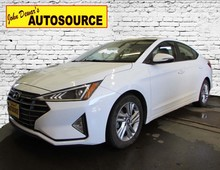 used 2020 hyundai elantra preferred w sun & safety package for sale in peterborough, ontario carpages.ca