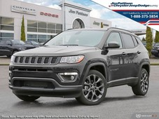 used 2021 jeep compass 80th anniversary edition for sale in surrey, british columbia carpages.ca