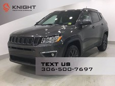 used 2021 jeep compass 80th anniversary edition leather sunroof navigation for sale in regina, saskatchewan carpages.ca