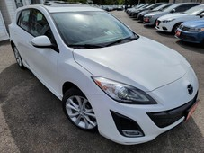 used 2010 mazda mazda3 gt auto leather roof loaded alloys for sale in scarborough, ontario carpages.ca