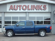 used 2013 chevrolet silverado 1500 lt 4x4 crew cab for sale in st catharines, ontario carpages.ca