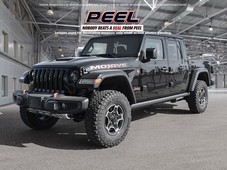 used 2021 jeep gladiator mojave for sale in mississauga, ontario carpages.ca