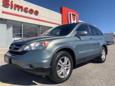 used 2011 honda cr-v ex-l for sale in simcoe, ontario carpages.ca