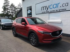 used 2017 mazda cx-5 gt leather. sunroof. nav. heated seats. backup cam for sale in north bay, ontario carpages.ca