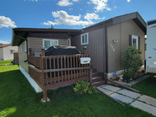 extensively updated mobile home in parkridge estates